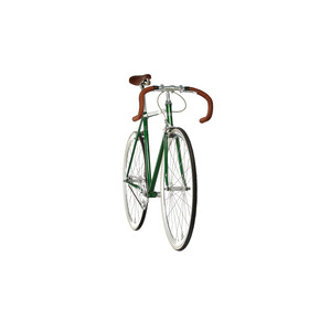 Creme Vinyl Doppio Citybike Herrer grøn